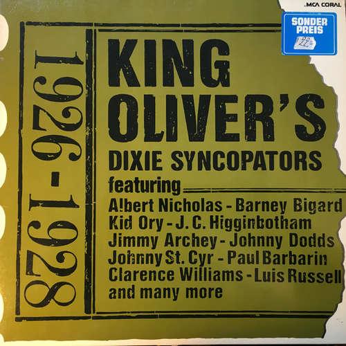 Bild King Oliver's Dixie Syncopators* - 1926 - 1928 (2xLP, Comp) Schallplatten Ankauf