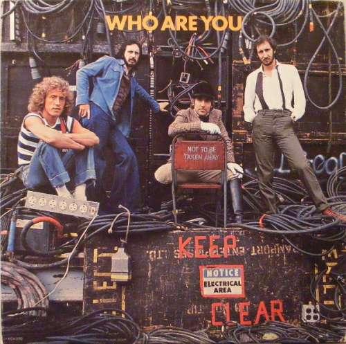 Bild The Who - Who Are You (LP, Album, Pin) Schallplatten Ankauf