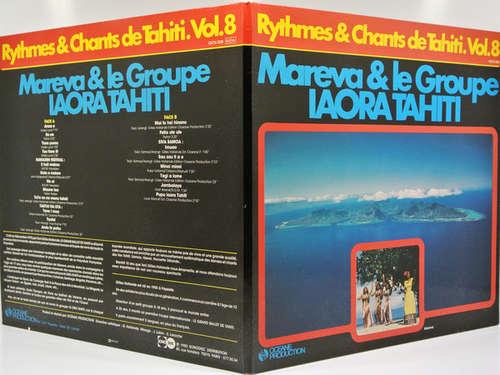 Bild IAORA TAHITI - Rythmes & Chants de Tahiti. Vol.8 (LP) Schallplatten Ankauf