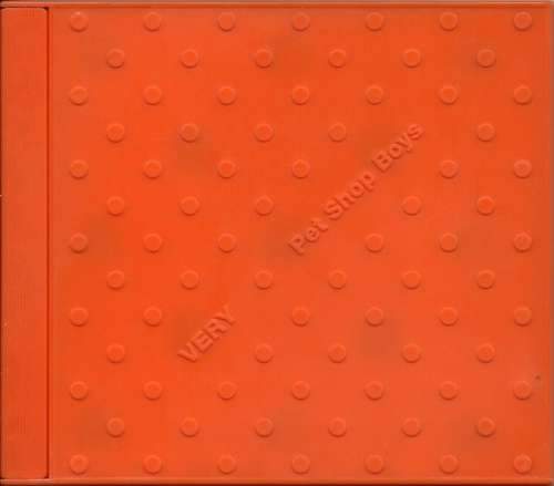 Bild Pet Shop Boys - Very (CD, Album, Ora) Schallplatten Ankauf