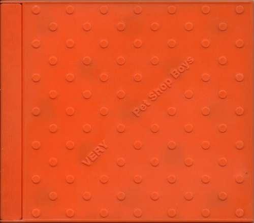 Cover Pet Shop Boys - Very (CD, Album, Ora) Schallplatten Ankauf