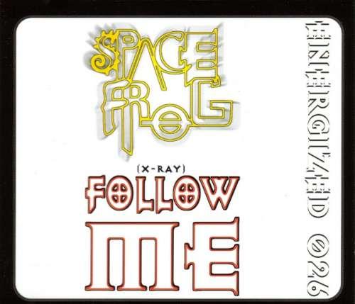Bild Space Frog - (X-Ray) Follow Me (CD, Maxi) Schallplatten Ankauf