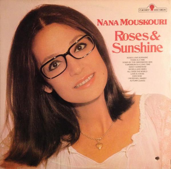 Bild Nana Mouskouri - Roses & Sunshine (LP) Schallplatten Ankauf