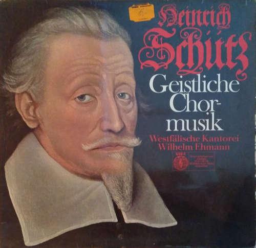 Bild Westfälische Kantorei - Heinrich Schütz - Geistlich Chormusik (LP) Schallplatten Ankauf