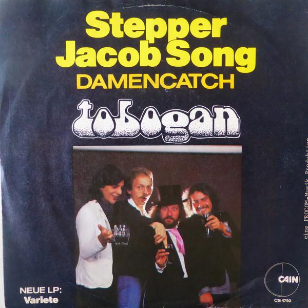 Cover Tobogan - Stepper Jakob Song (7, Single) Schallplatten Ankauf