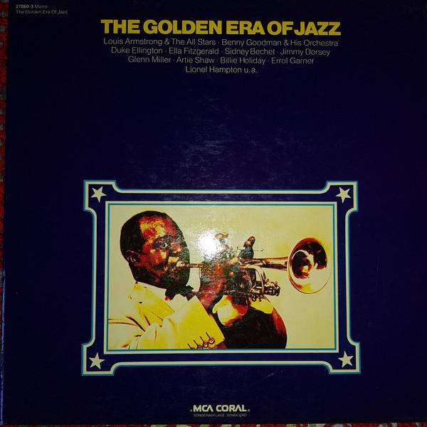 Cover zu Various - The Golden Era Of Jazz (3xLP, Comp, RE) Schallplatten Ankauf
