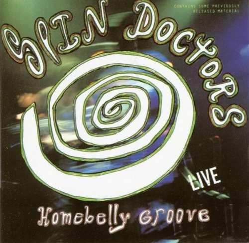 Bild Spin Doctors - Homebelly Groove (CD, Album) Schallplatten Ankauf