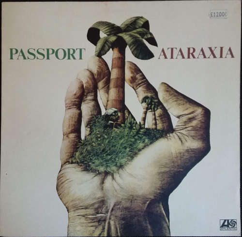 Cover Passport (2) - Ataraxia (LP, Album) Schallplatten Ankauf