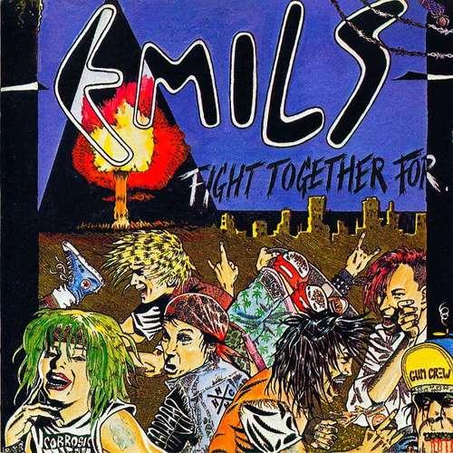 Cover Emils - Fight Together For ... (LP, Album, No ) Schallplatten Ankauf