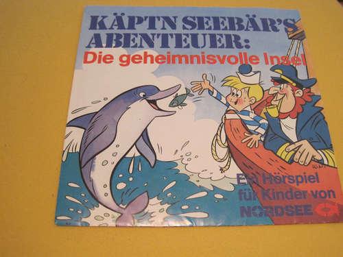 Bild Unknown Artist - Käpt´n Seebär´s Abenteuer: Die Geheimnisvolle Insel (Flexi, 7, S/Sided, Card) Schallplatten Ankauf