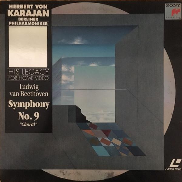 Bild Herbert von Karajan, Berliner Philharmoniker, Ludwig van Beethoven - Symphony No. 9 Choral (Laserdisc, 12, NTSC) Schallplatten Ankauf
