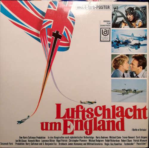 Cover Ron Goodwin, Sir William Walton, O.M.* - Luftschlacht um England (Battle of Britain) (LP) Schallplatten Ankauf