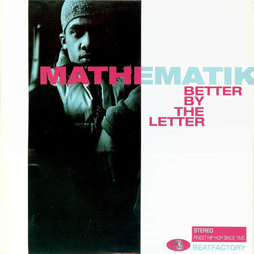 Cover zu Mathematik - Better By The Letter (12) Schallplatten Ankauf
