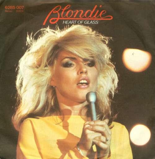 Cover Blondie - Heart Of Glass (7, Single) Schallplatten Ankauf