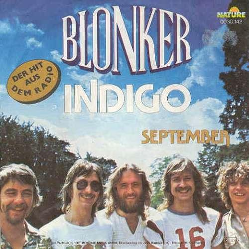 Bild Blonker - Indigo (7, Single) Schallplatten Ankauf