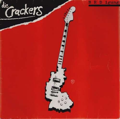 Cover Die Crackers - B R D igung (LP, Album) Schallplatten Ankauf