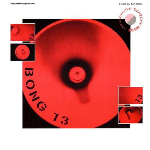 Cover Depeche Mode - Strangelove (12, Maxi, Ltd) Schallplatten Ankauf