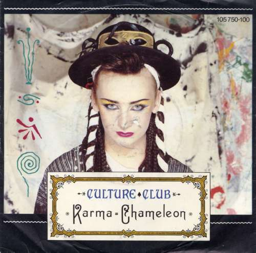 Bild Culture Club - Karma Chameleon (7, Single) Schallplatten Ankauf