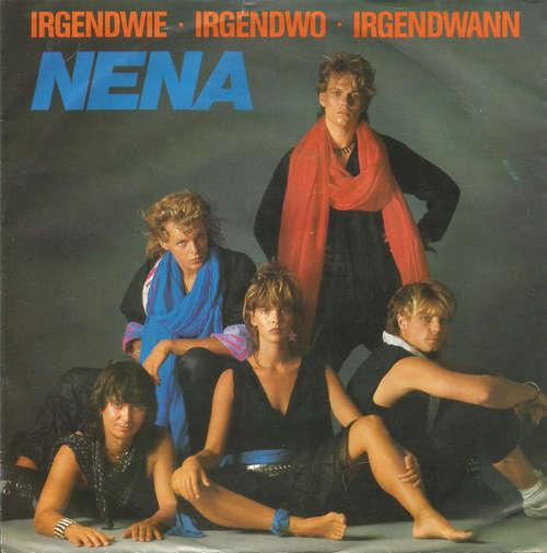 Cover Nena - Irgendwie · Irgendwo · Irgendwann (7, Single) Schallplatten Ankauf