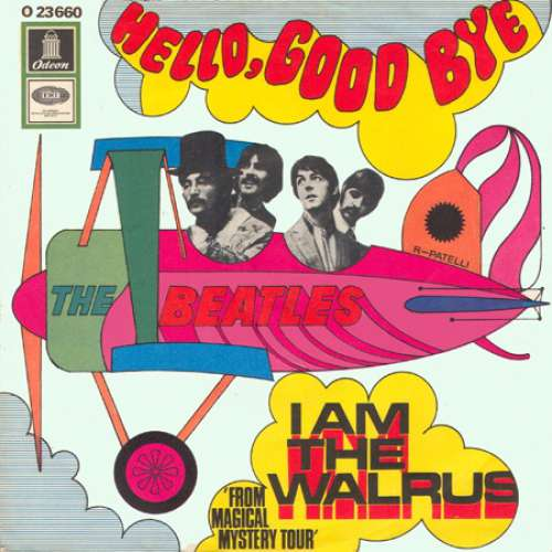 Bild The Beatles - Hello, Goodbye / I Am The Walrus (7, Single, A2D) Schallplatten Ankauf