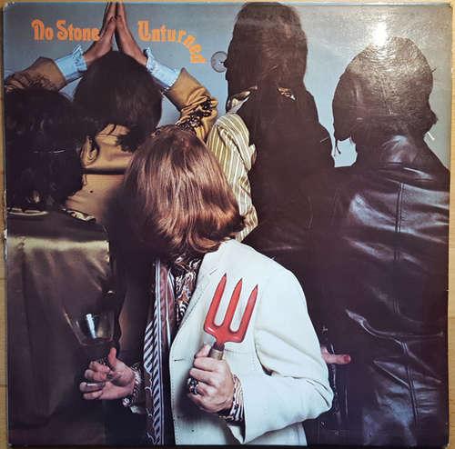 Cover The Rolling Stones - No Stone Unturned (LP, Comp) Schallplatten Ankauf