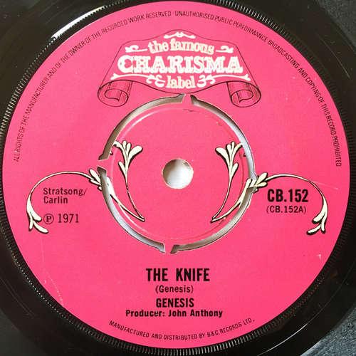 Bild Genesis - The Knife (7, Single, Pus) Schallplatten Ankauf
