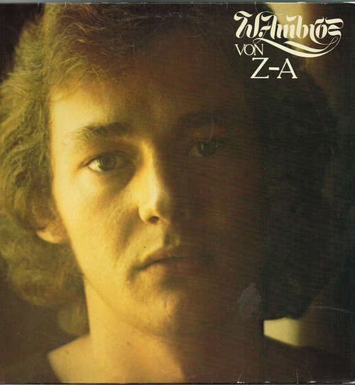 Cover zu W. Ambros* - Von Z-A (LP, Comp) Schallplatten Ankauf