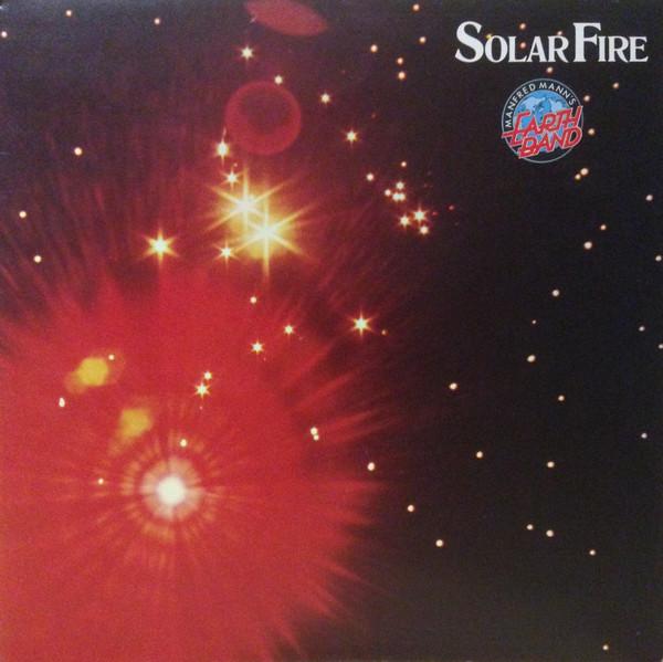 Bild Manfred Mann's Earth Band - Solar Fire (LP, Album, RE, Gat) Schallplatten Ankauf