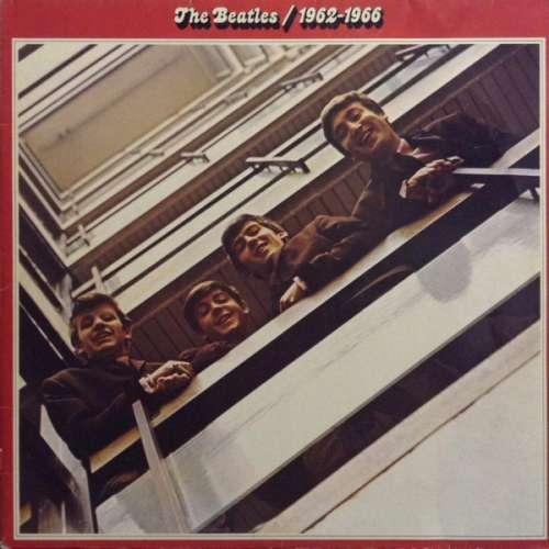 Cover The Beatles - 1962-1966 (2xLP, Comp) Schallplatten Ankauf