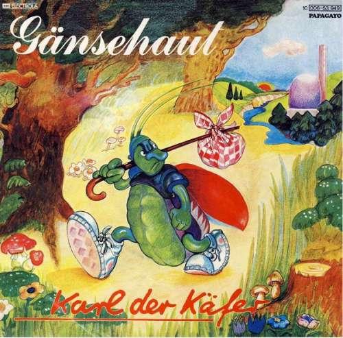 Bild Gänsehaut - Karl Der Käfer (7, Single) Schallplatten Ankauf
