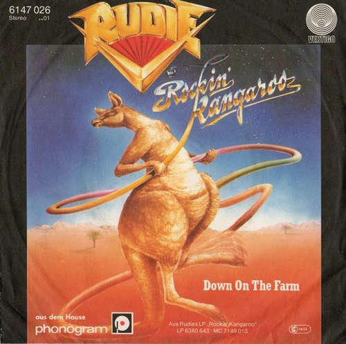 Bild Rudie (5) - Rockin' Kangaroo (7, Single) Schallplatten Ankauf