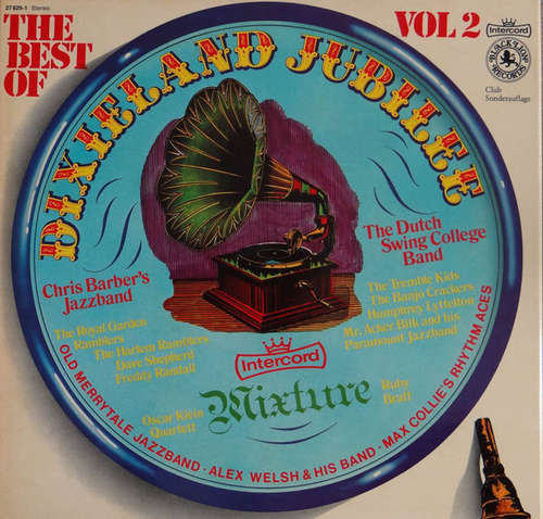 Bild Various - The Best Of Dixieland Jubilee Vol 2 (3xLP, Comp, Club + Box) Schallplatten Ankauf