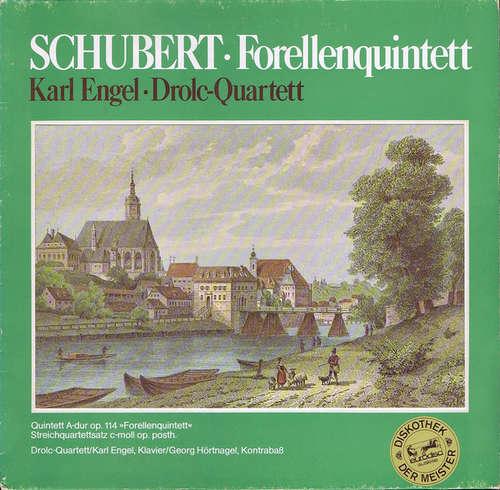 Bild Schubert* - Karl Engel, Drolc-Quartett - Forellenquintett  (LP, Club) Schallplatten Ankauf