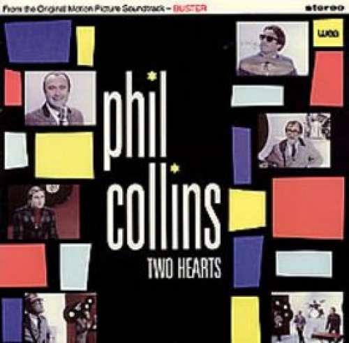 Cover zu Phil Collins - Two Hearts (12) Schallplatten Ankauf