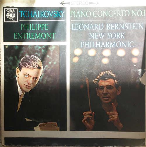 Bild Tchaikovsky*, Philippe Entremont / Leonard Bernstein / New York Philharmonic* - Piano Concerto No. 1 (LP, Album) Schallplatten Ankauf
