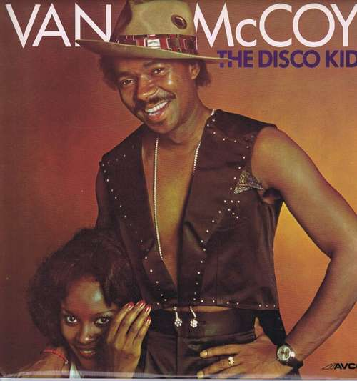 Bild Van McCoy - The Disco Kid (LP, Album) Schallplatten Ankauf
