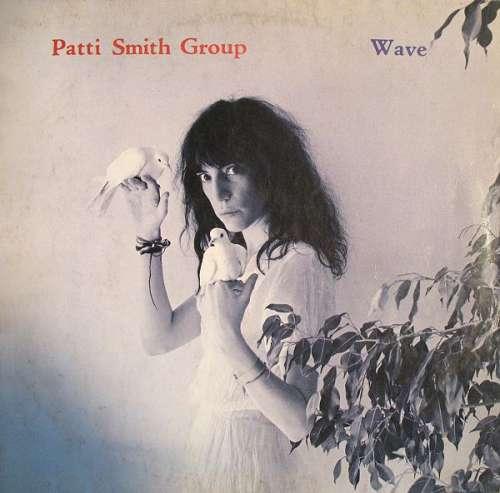 Cover Patti Smith Group - Wave (LP, Album) Schallplatten Ankauf