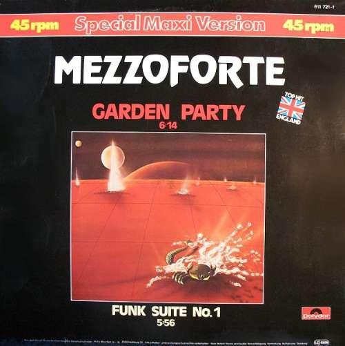 Cover Mezzoforte - Garden Party (12, Maxi) Schallplatten Ankauf