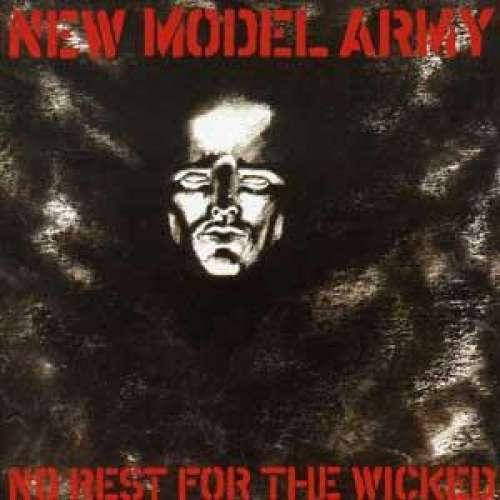 Cover New Model Army - No Rest For The Wicked (LP, Album) Schallplatten Ankauf