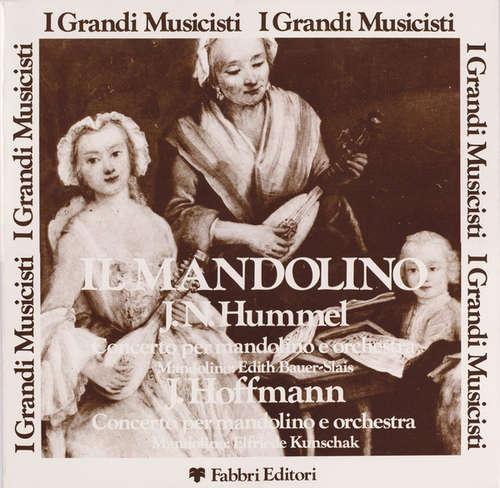 Cover zu J.N.Hummel*, J.Hoffmann* - Il Mandolino (LP, Gat) Schallplatten Ankauf