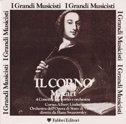 Cover zu Mozart* - Il Corno (LP, Gat) Schallplatten Ankauf