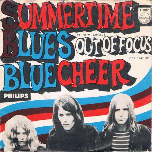 Bild Blue Cheer - Summertime Blues (7, Single, Mono) Schallplatten Ankauf