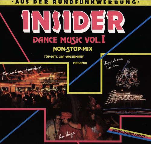 Bild Various - Insider - Dance Music Vol. 1 (Non-Stop-Mix) (12, Comp) Schallplatten Ankauf