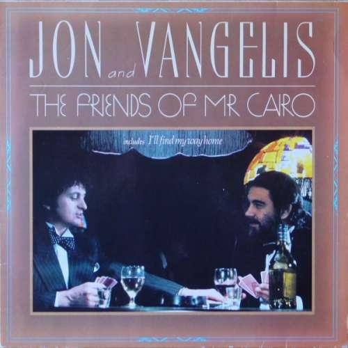 Cover Jon And Vangelis* - The Friends Of Mr. Cairo (LP, Album) Schallplatten Ankauf