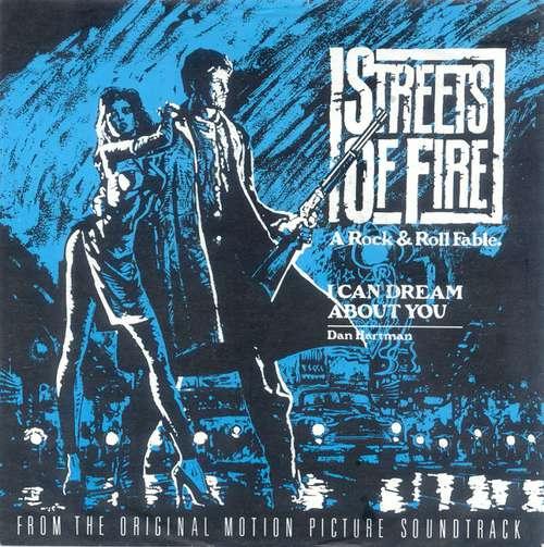 Bild Dan Hartman / The Blasters - I Can Dream About You / Blue Shadows (7, Single) Schallplatten Ankauf