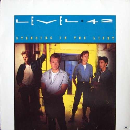 Cover Level 42 - Standing In The Light (LP, Album) Schallplatten Ankauf