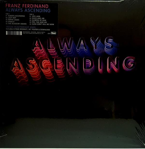 Bild Franz Ferdinand - Always Ascending (LP, Album, 180) Schallplatten Ankauf