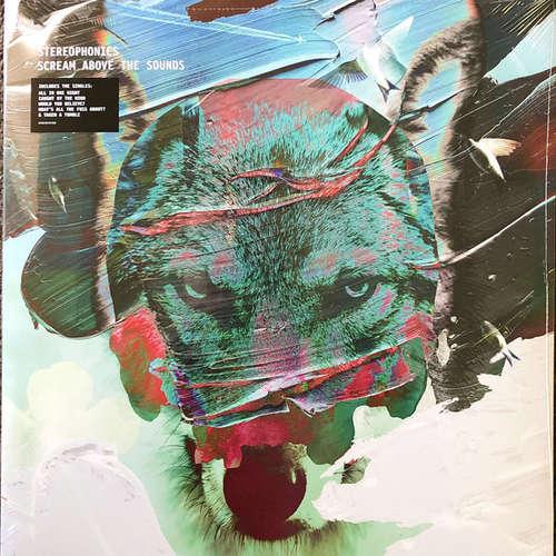 Cover Stereophonics - Scream Above the Sounds (LP, Album) Schallplatten Ankauf