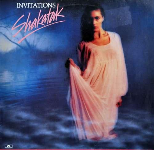 Cover zu Shakatak - Invitations (LP, Album) Schallplatten Ankauf