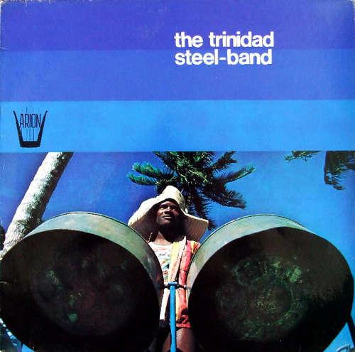 Cover The Trinidad Steel-Band* - The Trinidad Steel-Band (LP, Album) Schallplatten Ankauf